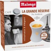 MALONGO Café MALONGO Café La Grande réserve - 16 dosettes