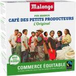 malongo  MALONGO Café MALONGO Café des Petits Producteurs - 16 dosettes... par LeGuide.com Publicité