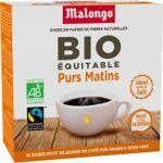 malongo  MALONGO Café MALONGO Café Pur Matin Bio - 16 dosettes 1 paquet... par LeGuide.com Publicité