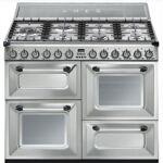 smeg  SMEG Piano de cuisson SMEG TR4110X Plan de cuisson 7 feux Gaz - Foyer... par LeGuide.com Publicité