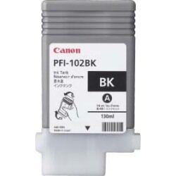 Canon Cartouche d'encre origine Canon PFI-102BK Noire