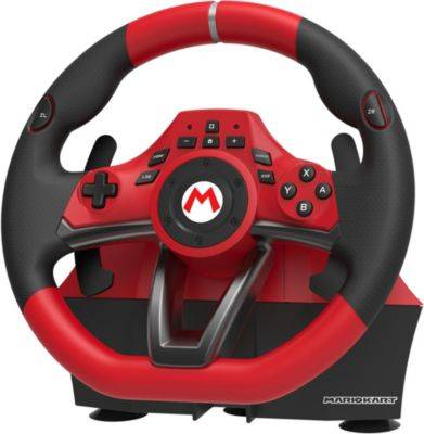 Hori ACC. HORI Volant Pro Deluxe Mario Kart S
