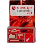 singer  Singer Kit Box3 Lot d'accessoires essentiels pour l'entretien... par LeGuide.com Publicité