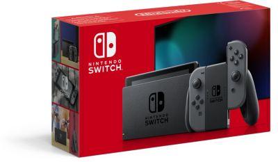 Nintendo Console NINTENDO Switch 2019 Grise