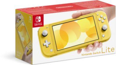 Nintendo Console NINTENDO Switch Lite Jaune
