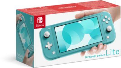 Nintendo Console NINTENDO Switch Lite Turquoise
