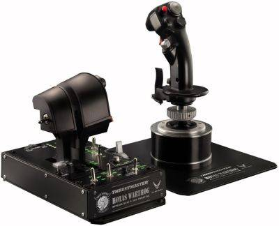 Thrustmaster Joystick THRUSTMASTER HOTAS WARTHOG