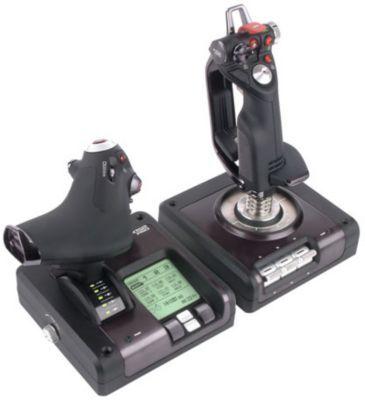 Saitek Joystick SAITEK X52 Pro Flight Control
