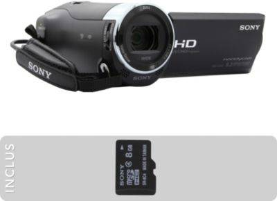 Sony Camescope SONY Pack HDR-CX240 + MicroSD