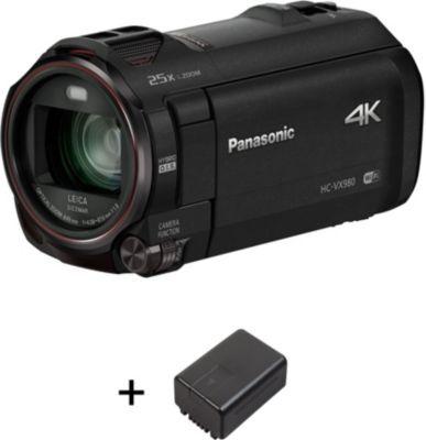 Panasonic Camescope PANASONIC HC-VX980 Pack 2ème b