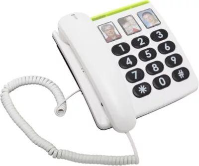 Doro Tél. DORO Phone Easy 331PH Blanc