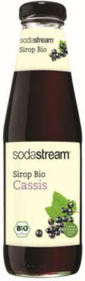 Sodastream Concentré SODASTREAM Sirop Bio CASSIS 50