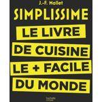 Hachette Livre HACHETTE Simplissime cuisine la +  Hachette Livre HACHETTE... par LeGuide.com Publicité