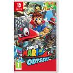 nintendo  Nintendo Jeux SWITCH NINTENDO Super Mario Odyssey Pensez au retrait... par LeGuide.com Publicité