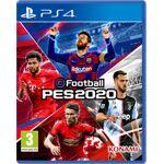 konami  Konami Jeu PS4 KONAMI eFootball PES 2020 Pensez au retrait magasin... par LeGuide.com Publicité