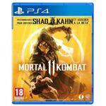 warner  Warner Jeu PS4 WARNER Mortal Kombat 11 Pensez au retrait magasin... par LeGuide.com Publicité