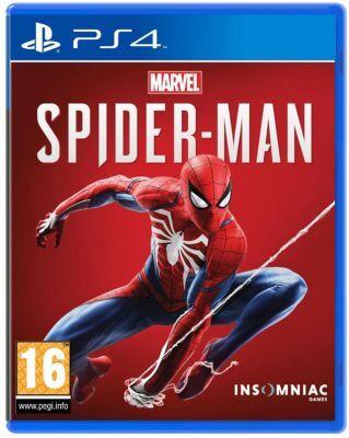 Sony Jeu PS4 SONY Marvel's Spider-Man