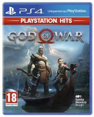 Sony Jeu PS4 SONY God of War HITS