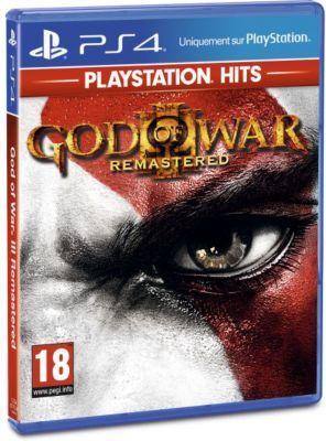 Sony Jeu PS4 SONY God of War 3 Remastered HIT