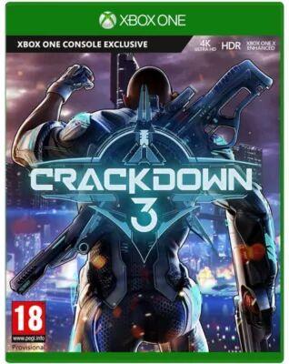 Microsoft Jeu Xbox One MICROSOFT Crackdown 3