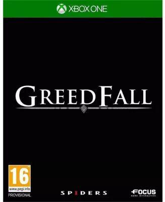 Focus Jeu Xbox One FOCUS GreedFall