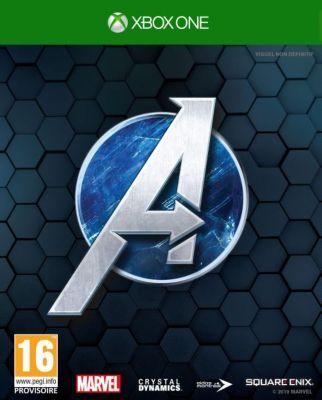 Koch Media Jeu Xbox One KOCH MEDIA Marvel's Avenger