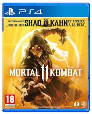 Warner Jeu PS4 WARNER Mortal Kombat 11