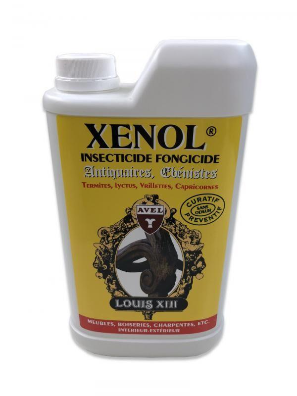 XENOL Insecticide Fongicide Liquide XENOL