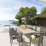 hesperide  Hespéride Table de jardin extensible Allure Miel & Praline... par LeGuide.com Publicité