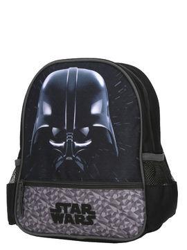 Disney Sac à dos Star Wars Dark Vador Maternelle Noir