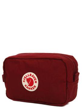 Fjällräven Trousse de toilette Fjällräven Kanken Gear Bag Ox Red rouge