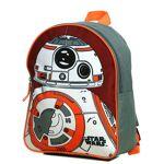disney  Disney Sac à dos Star Wars BB-8 Gris pour maternelle Gris Orange... par LeGuide.com Publicité