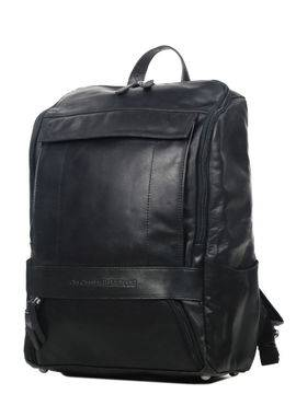 The Chesterfield Brand Sac à dos The Chesterfield Brand Rich Square Noir