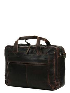 The Chesterfield Brand Sac ordinateur The Chesterfield Brand Ryan 17 pouces Marron