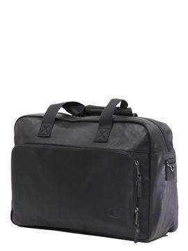 Eastpak Sac ordinateur Eastpak Dokit 18.4 pouces Black Leather noir Solde