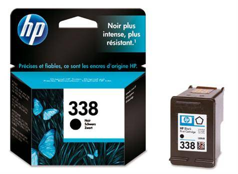 Cartouche Imprimante - Hp N°338 Noir