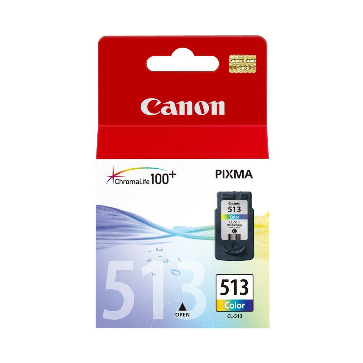 Cartouche Imprimante Canon - 511 Couleur