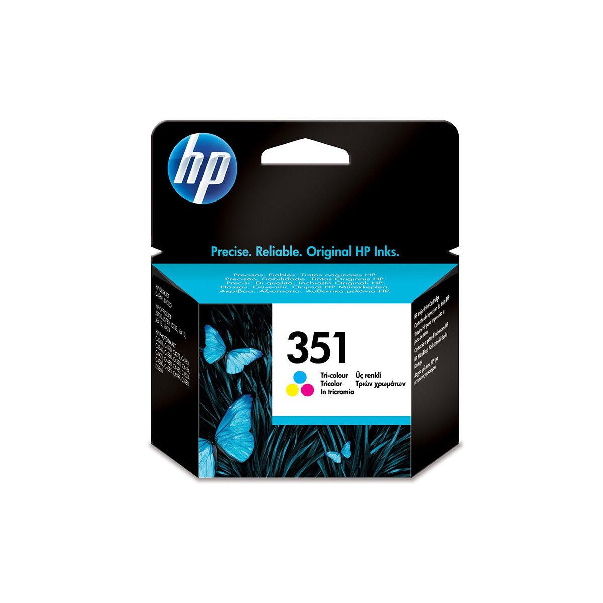 Cartouche Imprimante - Hp N°351 Couleur
