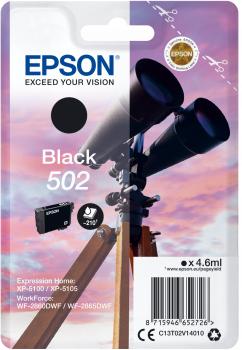 Cartouche D'encre 502 Jumelle - Noir - Epson