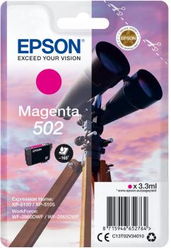 Cartouche D'encre 502 Jumelle - Magenta - Epson