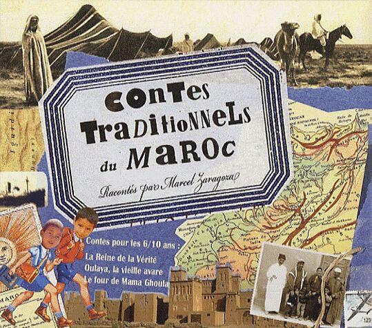 FREMEAUX ET ASSOCIES Contes Traditionnels Du Maroc