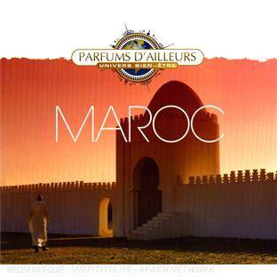 WAGRAM DV PARFUMS D'AILLEURS : MAROC