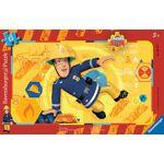 Puzzle 15 Pièces - Sam Le Pompier - En Action - Ravensburger Puzzle à... par LeGuide.com Publicité