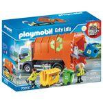 Camion De Recyclage Poubelle - Playmobil Les Véhicules - 70200 Aujourd'hui,... par LeGuide.com Publicité