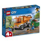 Le Camion De Poubelle - Lego® City - 60220 Les enfants peuvent aider... par LeGuide.com Publicité