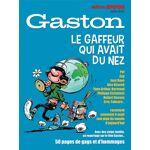 Dupuis Gaston Lagaffe - Méga spirou hors-série - gaston, le gaffeur qui... par LeGuide.com Publicité