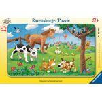 Puzzle Affectueux Animaux - 15 Pièces - Ravenburger Puzzle Affectueux... par LeGuide.com Publicité