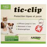 anibio  Anibio Médaille Tic-clip chien et chat La médaille Tic-Clip de... par LeGuide.com Publicité