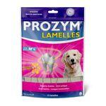 Prozym Lamelles chiens L +25 kg Les lamelles Prozym L à mâcher pour l?hygiène... par LeGuide.com Publicité