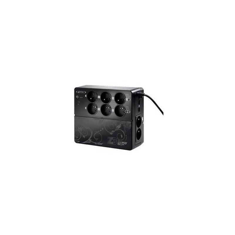 INFOSEC Onduleur Z3 Zenergy Box 700Va 8 Prises - Infosec